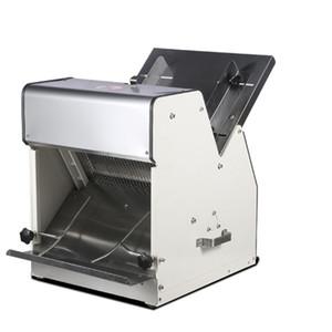 Électrique 31 tranches de pain épais 12mm Slicer machine en acier inoxydable Petit Pain Cuites trancheuse Toast Machine à découper