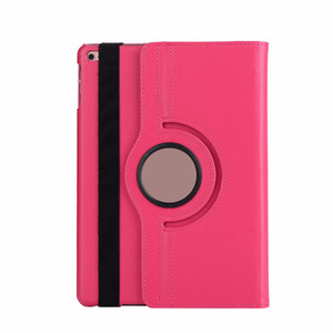 360 Degrees Rotating Leather Case Back Cover For Ipad Mini 5 10.5 Pro 9.7 11 12.9 2019 Smart Tablet