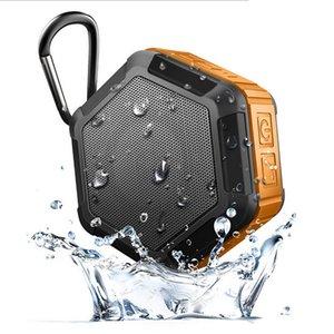 Orijinal tasarımcı Fabrika satış sıcak Bluetooth Hoparlör IPX6 Su Geçirmez Seviye Taşınabilir Hoparlör Darbeye Toz Geçirmez Mini Bluetooth hoparlör
