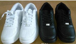 2019 новые классические все белый воздух для модных мужчин и женщин повседневная обувь размер 36--44