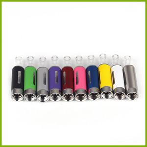 MT3 Atomizzatori Sigarette elettroniche2.4ml E-sigaretta Vape Pen Bottom Coil Staccabile EVOD MT3 Serbatoio per batterie EGO EVOD E Cig DHL Libero