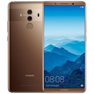 """본래 Huawei 동료 10 직업적인 4G LTE 휴대폰 6GB 램 64GB128GB ROM 기린 970 옥타 핵심 안드로이드 6.0""""20.0MP NFC 지문 ID 휴대전화"""