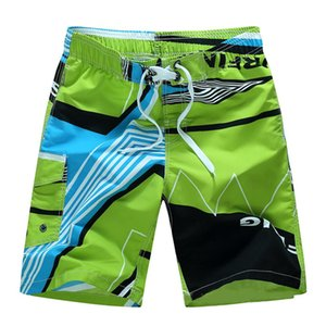 Quick Dry Mens Swimming Shorts Plus Size Men Swimwear Swim Trunks Swimsuit Bermuda Surfing Bathing Suit Board Short Pants