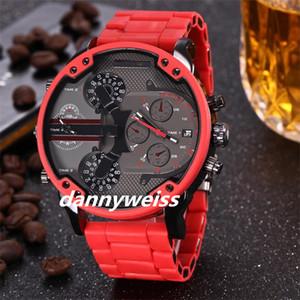 Luxus-Sport Militär montres Mens neue Original reloj große dial Dieseln Uhren dz Uhr dz7333 DZ7311 DZ7312 DZ7314 DZ7331 Fabrik