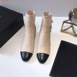 Marca Retro Ultra Botas de couro real das mulheres Designers Shoes Melhores Botas qualidade para senhoras queda botas de pérola de Inverno, tamanho: 35-41