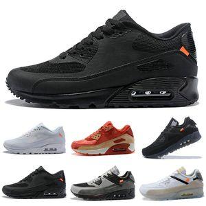 Kids Running Shoes 2019 최신 키즈 남성 여성 패션 버질 디자이너 스포츠 스니커즈 야외 운동화 캐주얼 산책로 품질