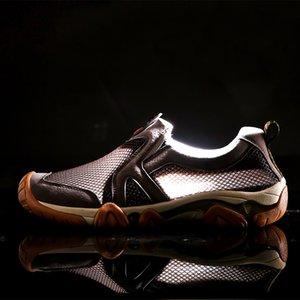 Pretty2019 Net Noodles 캐주얼 신발 통풍 운동 세트 Foot Dawdler Single Shoe 남성 슬리브