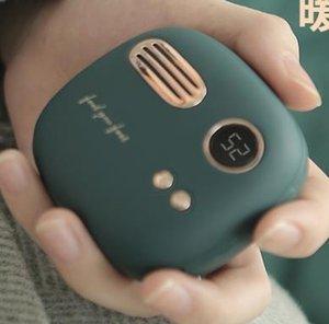 Wunderbare Retro niedlich wiederaufladbare Handwärmer mobiler Strom warme Babys tragbarer Kompakt Winter Heizung