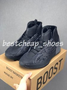 2020 New Quantum Black Kanye West Basketball Shoes Static White Mid Mens Basketball Shoes For Men 700 Designer Shoes Sports Sneakers Size 11