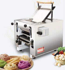 Acciaio inossidabile Commercial Press noodle elettrico, macchina di laminazione pasta, gnocchi di pelle a rotazione macchina Macchina per la pasta