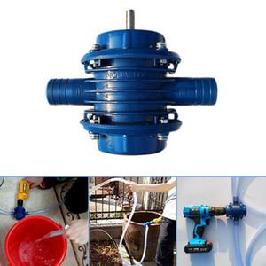 Mini Haushalt Kleine Pumpe Selbstansaugende Handbohrmaschine Wasserpumpen Gartenhof