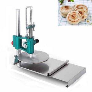 manual de massa de pizza comercial máquina de prensagem / massa de pizza máquina de conformação