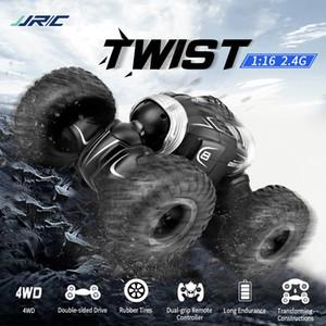 JJRC Q70 RC راديو السيارة السيطرة 2.4GHZ ل4WD الصحراء 1:16 سيارة الطرق الوعرة لعبة عالية السرعة تسلق RC الاطفال لعب الأطفال