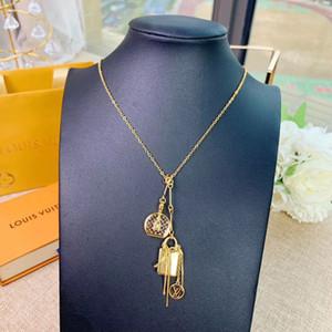 Promoção 316L Titanium aço pingente de colar com frasco e biscute para as mulheres brinco colar pulseira de presente Jóias frete grátis PS5062