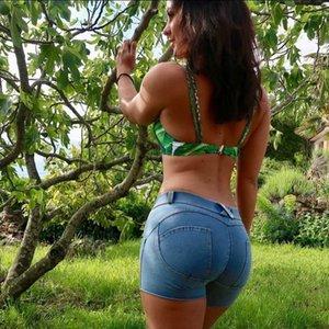 Gym Vêtements Melody Porter Scrunch Bum Short Short Sport Leggings Push Up Compression Pantalon de yoga pour femmes