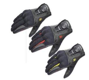 Vente en gros moto pour Komine Gk164 Gants écran tactile 3D Cycling Racing Protect Gants Mesh