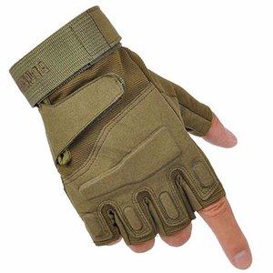 Outdoor Guanti tattici traspirante antiscivolo Viaggiare Guanti Protezione delle mani Caccia di campeggio Motociclismo guanti