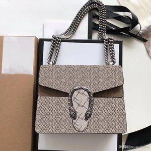 400249 421970 476432 şarap paketi Yeni Marka Omuz Çantası Lüks Tasarımcı Eğimli Çanta hakiki deri Kadın Popüler 2020 5A 10A UU sığır derisi