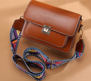 Дизайнер-Fashional Женские сумки на ремне из натуральной кожи, раковины 20,5x14x7см маленький Crossbody мульти-карманы регулируемые ремни себестоимость продавать