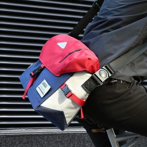 Diseñador-Hombres Bolsa Negro puro del bolso de hombro hombro con estilo pobre populares Marca fijo Equipo de conducción Xie Bao