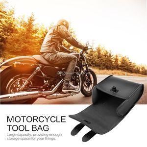 Bag Universal Motorcycle Saddle Synthetic Bag Front Handlebar Bike Wholesale Bike Luggage Tool Leather Motorcycle Or Qvbcs