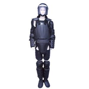 trajes de armadura hechos de materiales no tóxicos y retardante de llama se utilizan para protegerse a sí mismo, seguro, protector, disturbios a prueba, flexible y completa