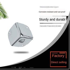 bdmR0 Deposito 35 * 35 millimetro quadrato valigia bagagli Accessori angolo piede valigia acciaio laminato a freddo protezione d'angolo quadrato di alta qualità hardwa