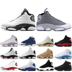 Nike air jordon retro Mejores 13 Zapatos de baloncesto para hombre Barones para hombre Holograma Phantom Love Respect White CP3 PE Inicio 13s Zapatos de diseño Deportes Snerkers