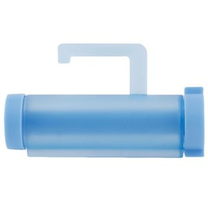 1 pcs Toothpaste Dispenser Rolling Tube Tooth-paste Rolling Squeezer Sucker Hanging Holder Bathroom Sets Toothpaste Hook