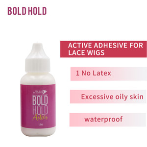 Bold attesa adesivo ACTIVE per pezzi pizzo parrucche e capelli | Pizzo Colla | parrucca Glue