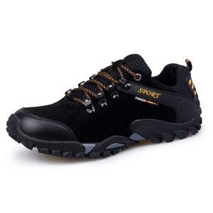 BONA 2020 New Designers нубук Мужчины Походные ботинки Беговые кроссовки Мужчины Комфортное Walking Спортивная обувь Человек Zapatillas HOMBRE
