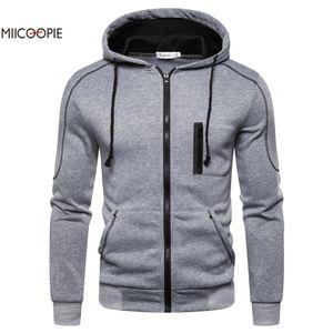 Hoodies del Mens Solid Pullover Casual Sport Design Hoode Mens Outdoor Street Wear Mens Hoodie Felpa