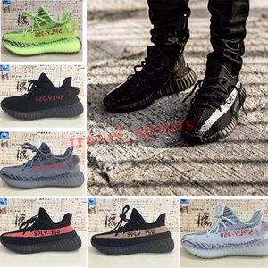 2019 butter black sesame static shoes 35C v2 white breds oreos sports running shoes sneakers size 36-45 TS04