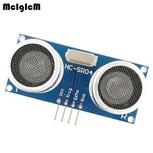 Freeshipping 100 قطع بالموجات فوق الصوتية HC-SR04 قياس المسافة محول الاستشعار hc SR04 HCSR04 بالموجات فوق الصوتية الاستشعار