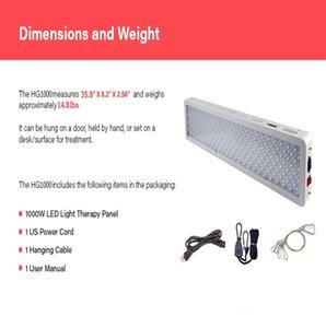 LED Protable Ev Kullanımı Kızılötesi Fiziksel Terapi Lambası Vücut Zayıflama Için Lenfatik Drenaj Uzak Kızılötesi Isıtma Lambası DHL Ücretsiz Kargo