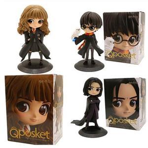 Harry Potter QPosket Figura 15 centimetri Big Eyes Hermione Snape Carino Doll PVC Figure da collezione Meccani