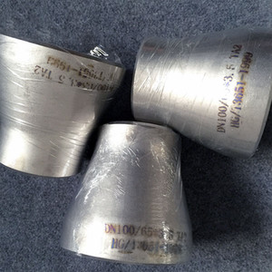 Titanium SCH 40 Raccordo a doppia flangia Riduttore concentrico ANSI B16.9 senza riduttore conc dalla Cina in magazzino