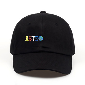 ASTROWORLD Travis Scotts Hats Letters Patterns Embroidery Hip Hop Ball Caps Men Women Hats Free Size