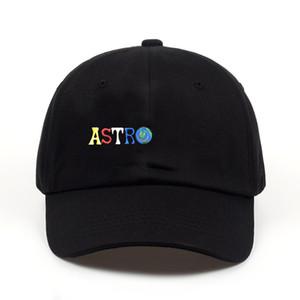 AstroWorld Travis Scotts Designer Chapéus Cartas padrões de bordado Hip Hop Ball Caps Homens Mulheres Chapéus Tamanho livre