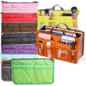 13 Colors Multifunctional Make up organizer bag Women Men Casual travel bag multi functional Cosmetic Bags storage Makeup Handbag