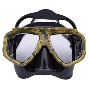 Профессиональная Близорукость Подводное Плавание Маска Анти Туман Плавательные Маски Googles