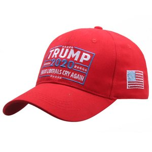 SMOLDERNew Arrival Trump 2020 Make Liberals Cry Again Letters Snapback Hat Trucker Outdoor Baseball Caps