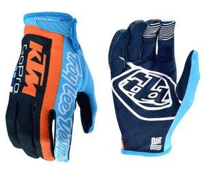 TLD thin MOTO GP motorcycle protection off-road KTM gloves HONDA full finger riding gloves