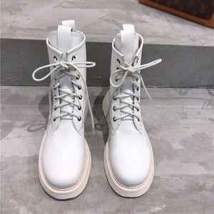 Горячая распродажа-дизайнерская женская обувь сапоги в штормовой кирасе сапоги chaussures pour femmes зашнуровать пинетки боттильоны женские сапоги