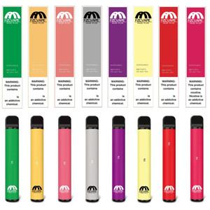 Auténtico FZCVAPE Rage Plus Dispositivo de cápsula desechable 550mAh 800 Puff 3,2 ml precargado Vape Pen Stick Blow Buzz vacío Vs Puff Bar