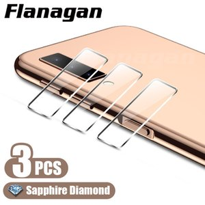 3PCS Camera Lens Tempered Glass For Samsung Galaxy J4 J6 A6 A8 Plus 2018 A7 A9 2018 Screen Protector For J6 A7 2018 Glass Film