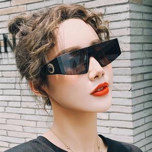Marka Moda Lüks Tasarımcı Kadınlar Vintage Retro Erkekler Sunglass Üst Kalite Gözlük Kare Kadınlar Lüks Tasarımcı Güneş Gözlüğü 4360