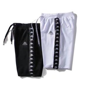 Marca Mens mulheres Basculador Calças Nova Marca Com Cordão Calças Esportivas mulheres Alta Moda calças curtas 5 Cores Designer Corredores