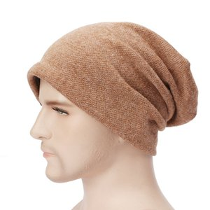 Winter Windproof Hiking Caps Men Women Warm Thermal Knit Hat Balaclava Beanies Ski Bike Motorcycle Helmet Hats