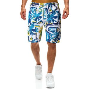 Fashion Mens Summer Briefs Beach Shorts Swimwear Pants Underwear Yacht Surfing Diving Swimming Casual Soft Print Sexy Shorts